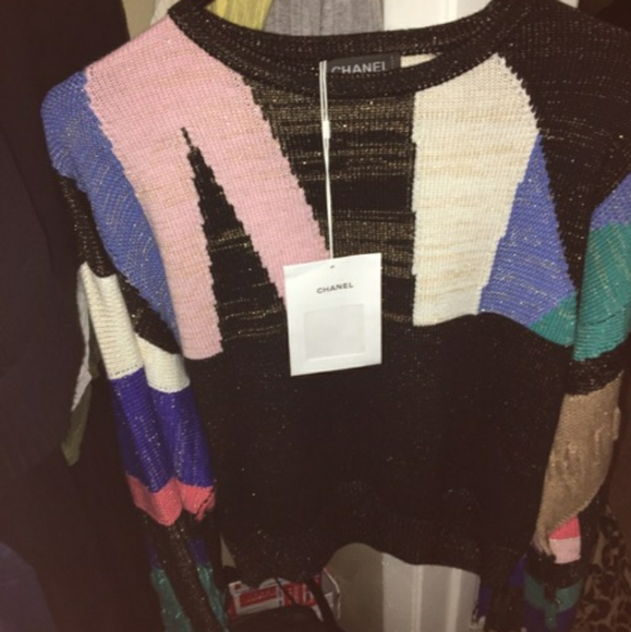 CHANEL Sweaters - Chanel Sweater